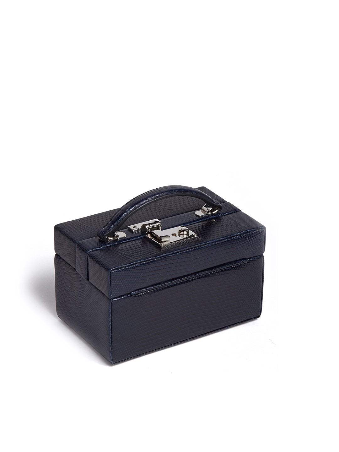 1845 Leather Mini Trunk