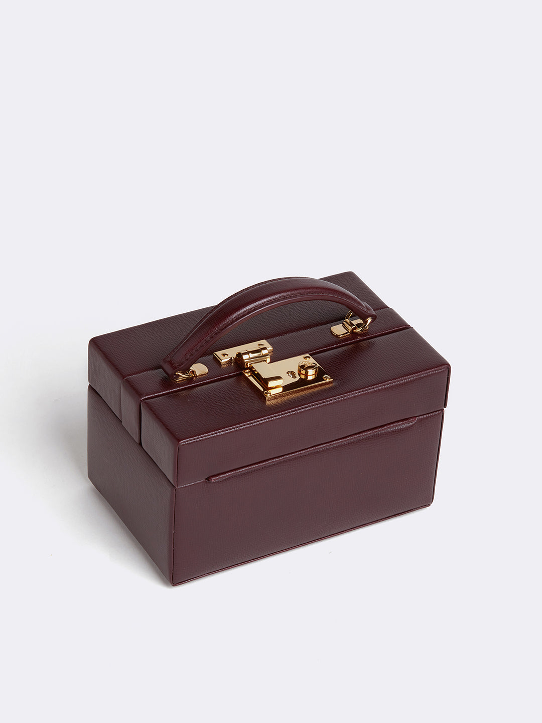 Limited Edition 1845 Leather Mini Trunk