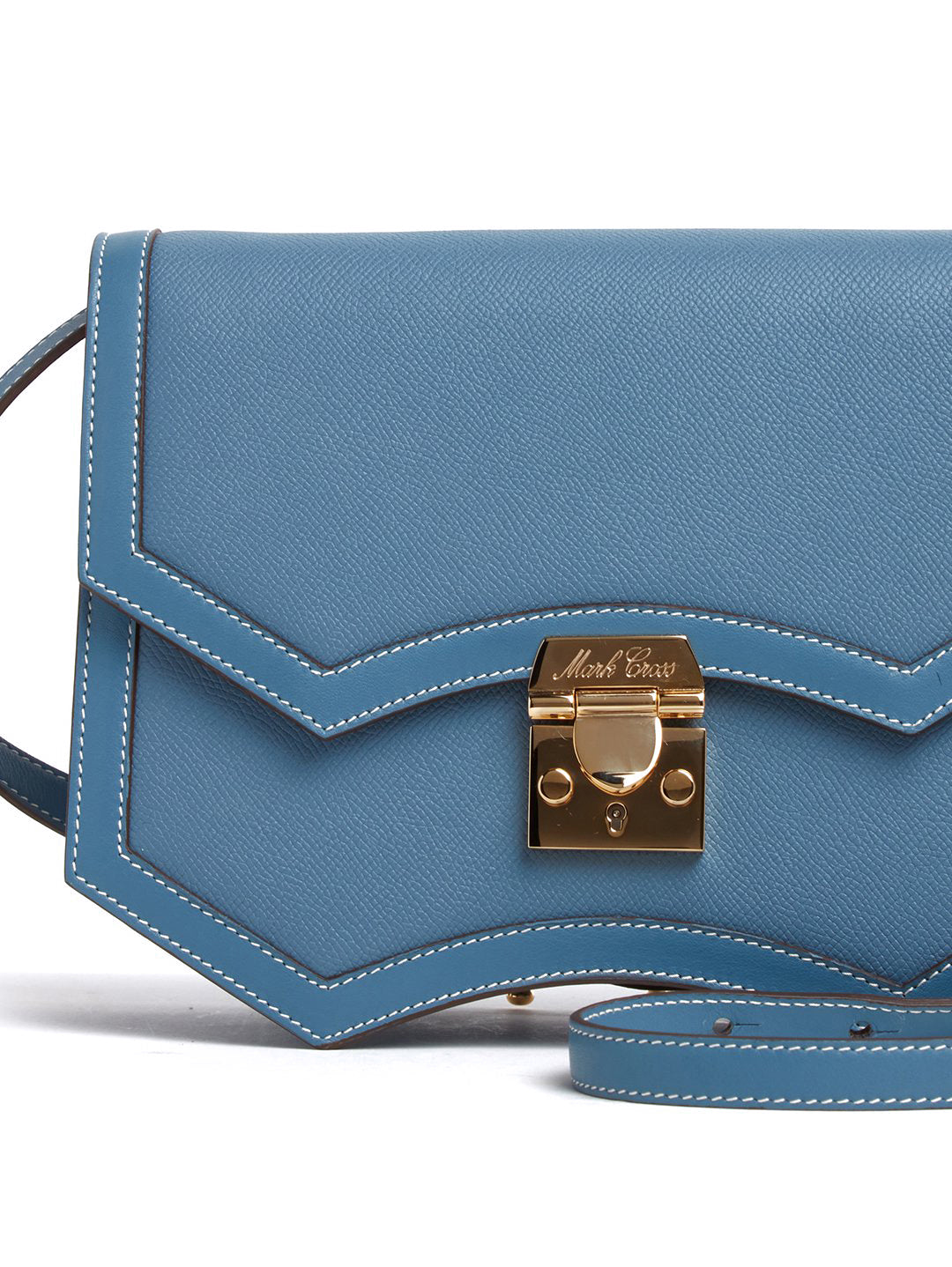 Madeline Leather Crossbody Bag
