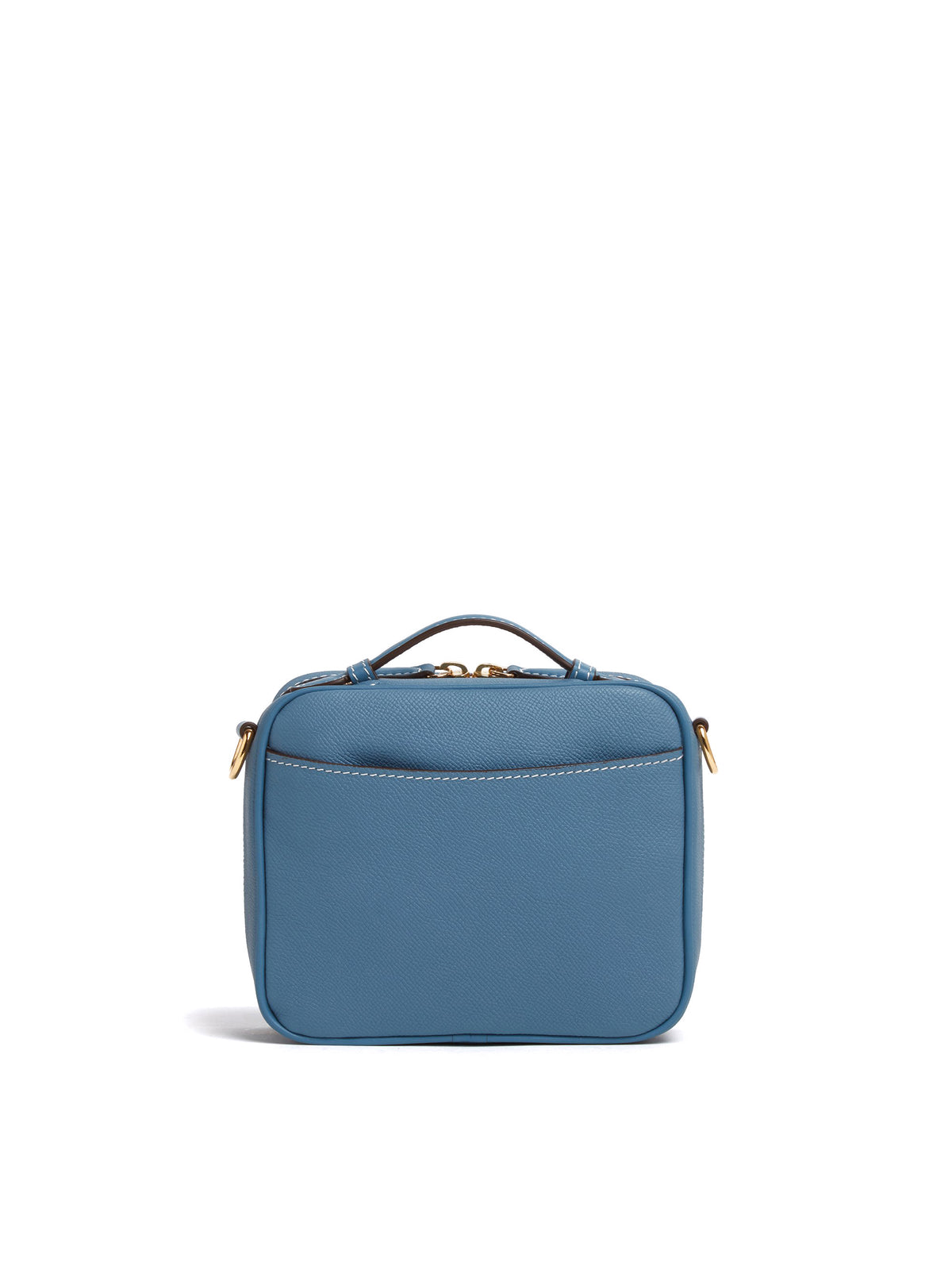 Madison Mini Leather Crossbody Bag