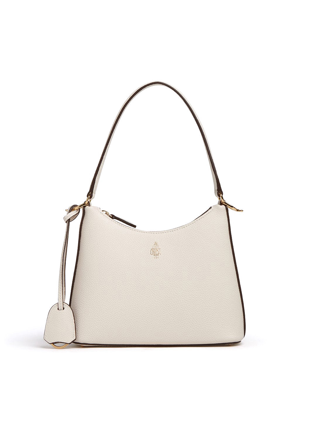 Murphy Zip Mini Hobo Leather Bag