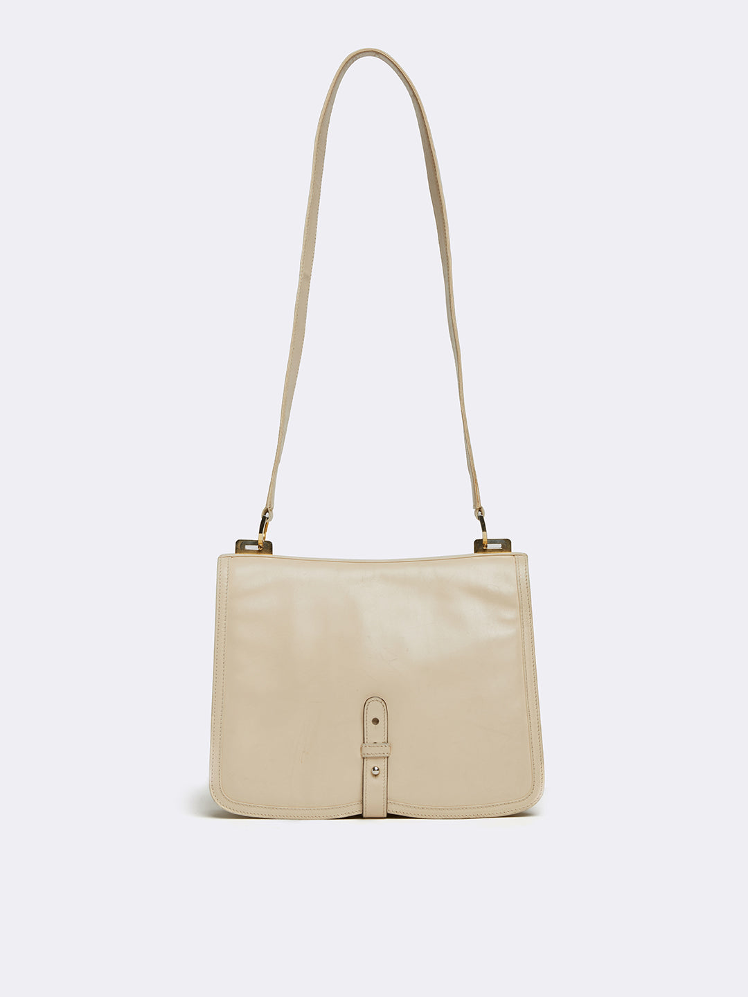 Archive Leather Shoulder Bag