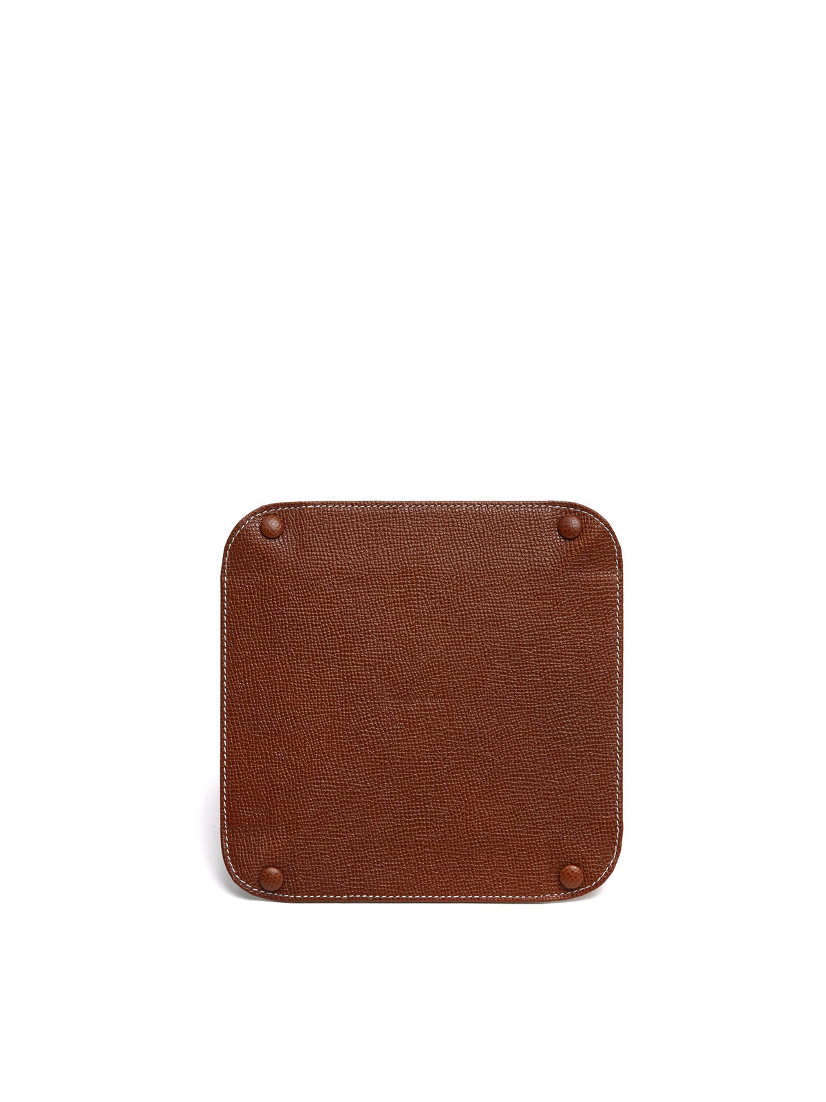 Small Leather Valet Tray
