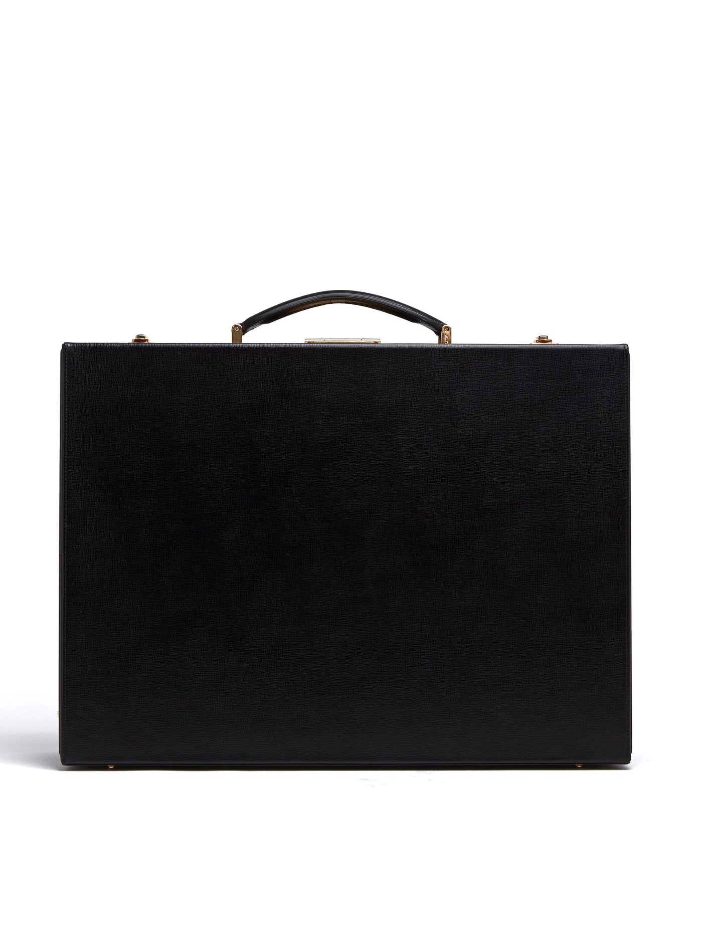 Grace Medium Leather Trunk