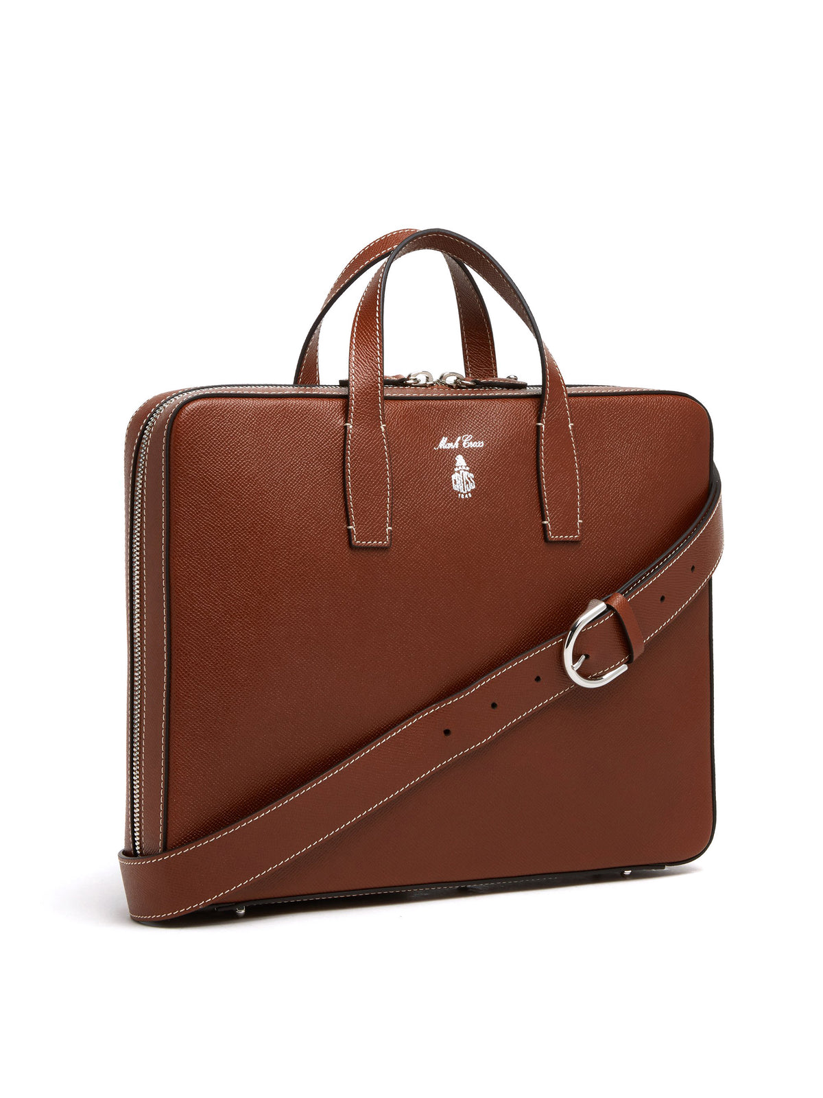 Parker Leather Briefcase