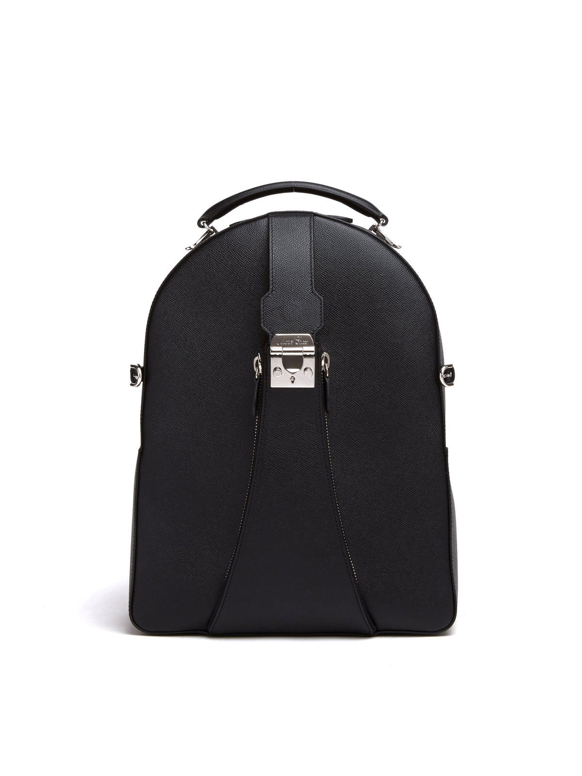 Equestrian Leather Helmet Backpack