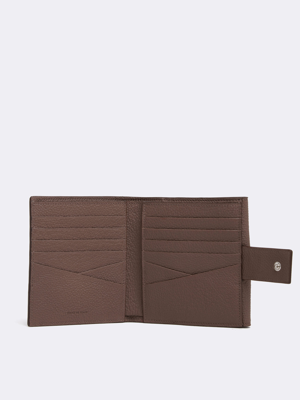 Hadley Leather French Wallet