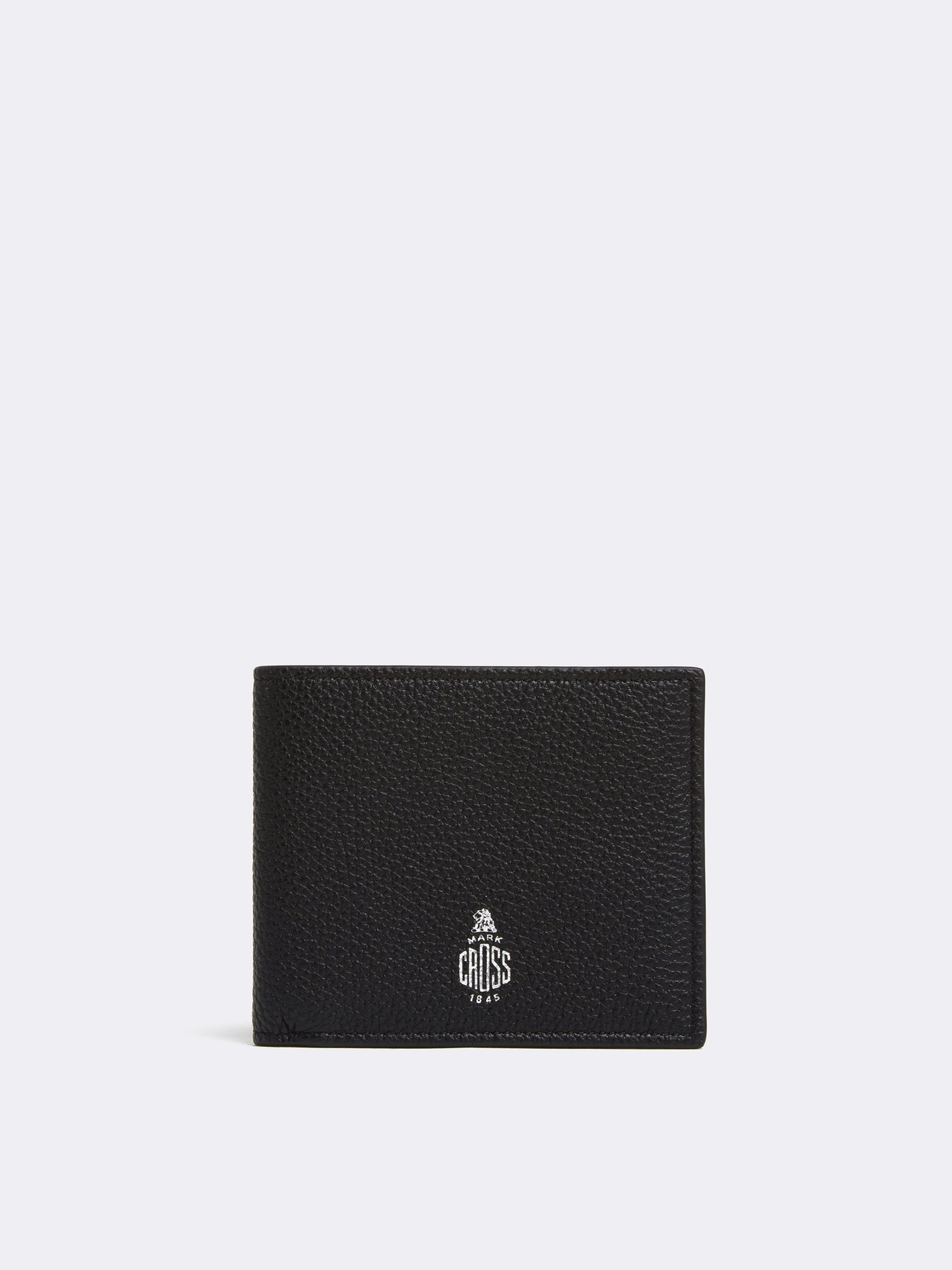 Bi-Fold X Leather Wallet