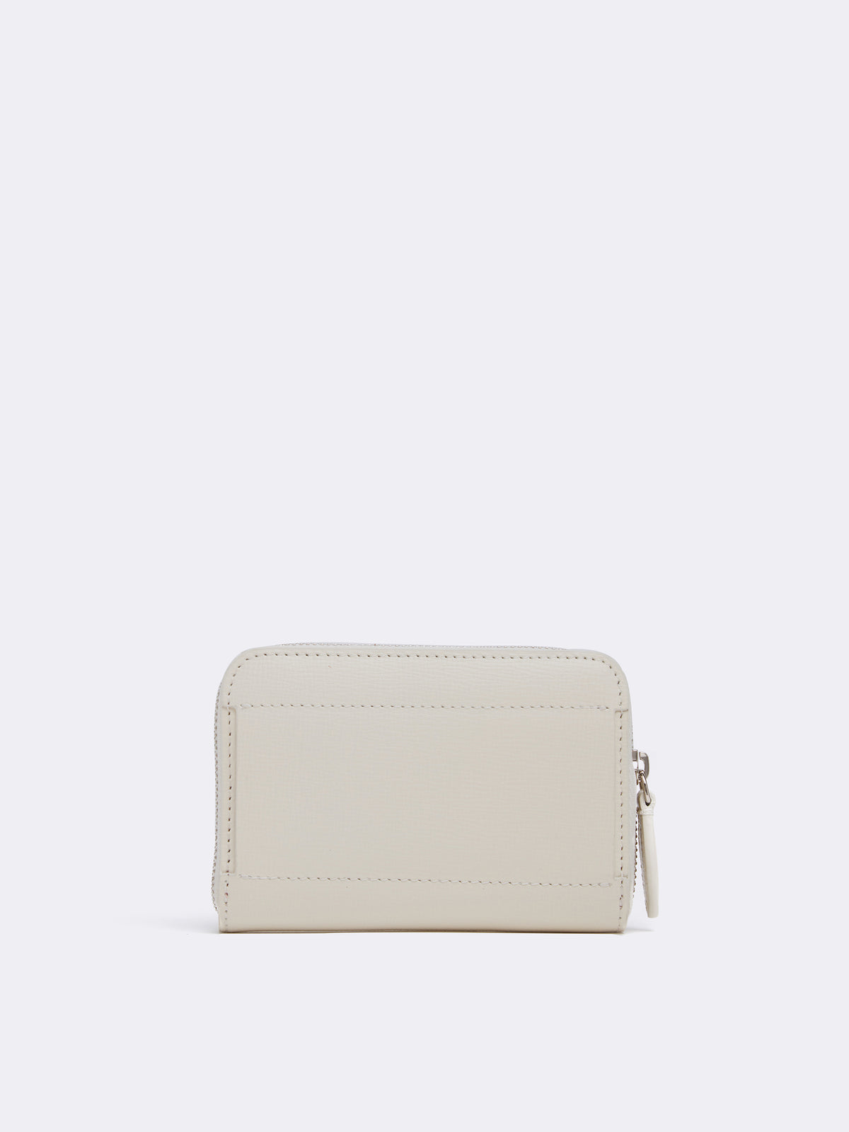 Mark Cross Zip Coin Pouch for Grace Belt Bag Mini Franzi White Back