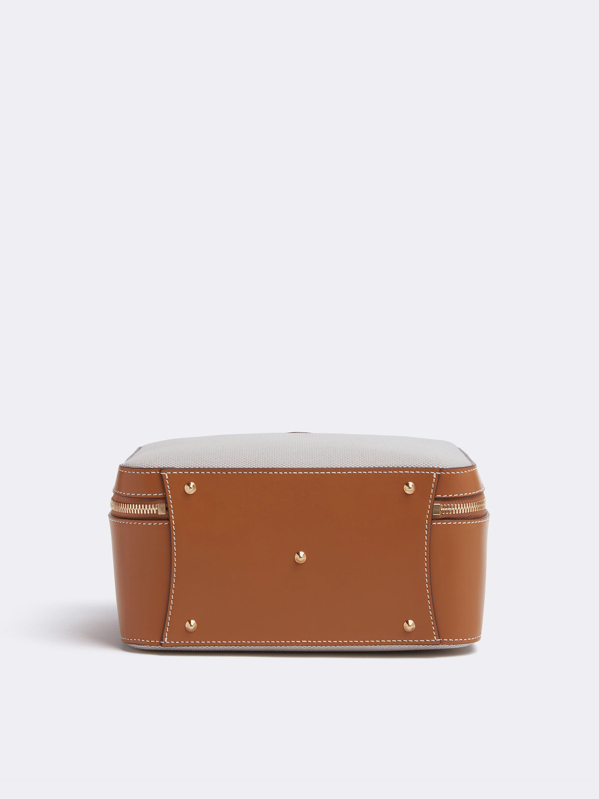Laura Birdseye & Leather Bag