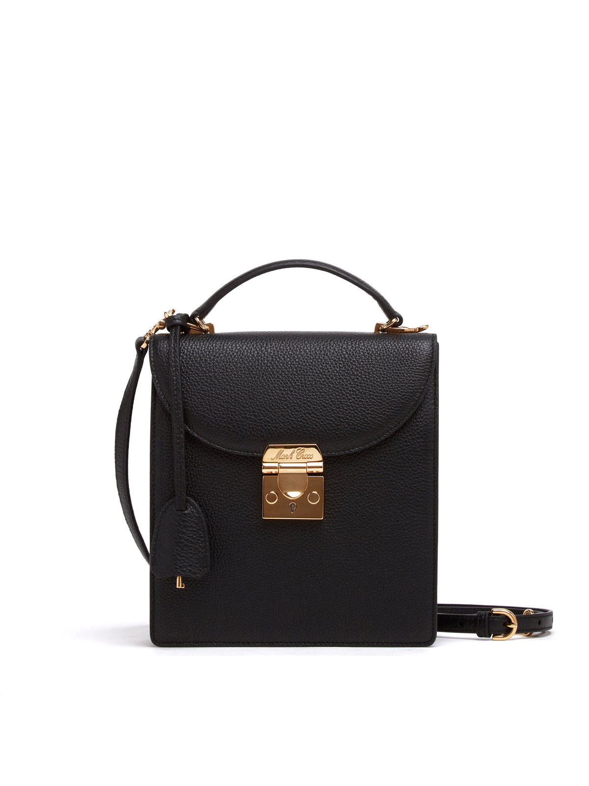 Uptown Leather Crossbody Bag