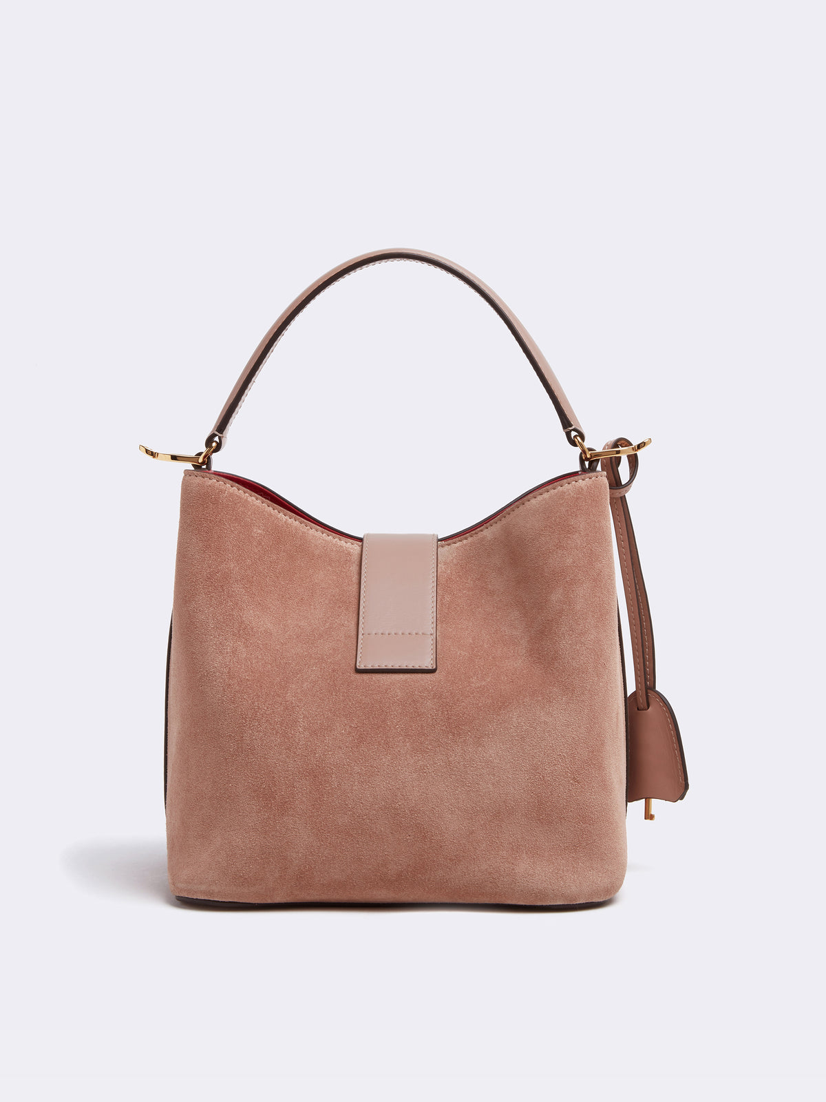 Murphy Small Suede Bucket Bag