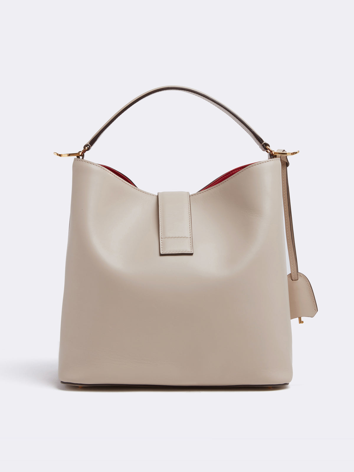 Murphy Large Leather Bucket Bag