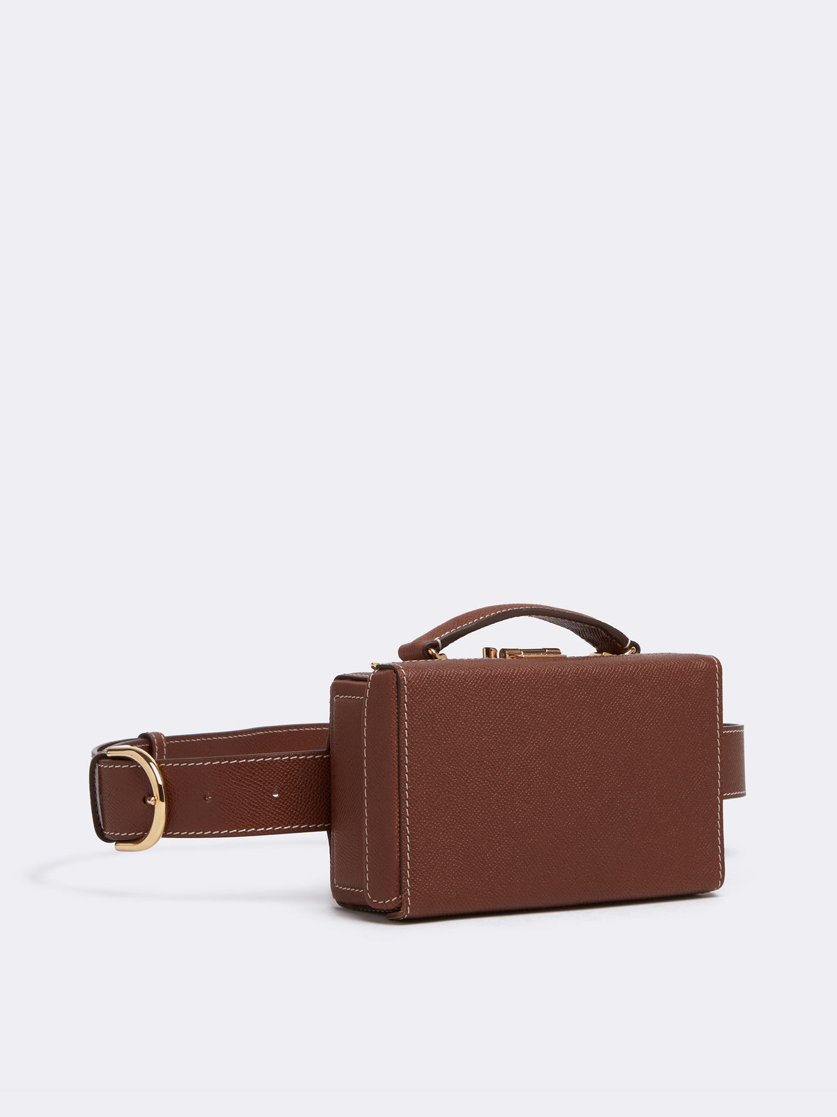 Grace Leather Belt Bag