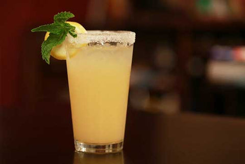spiced rum cocktails