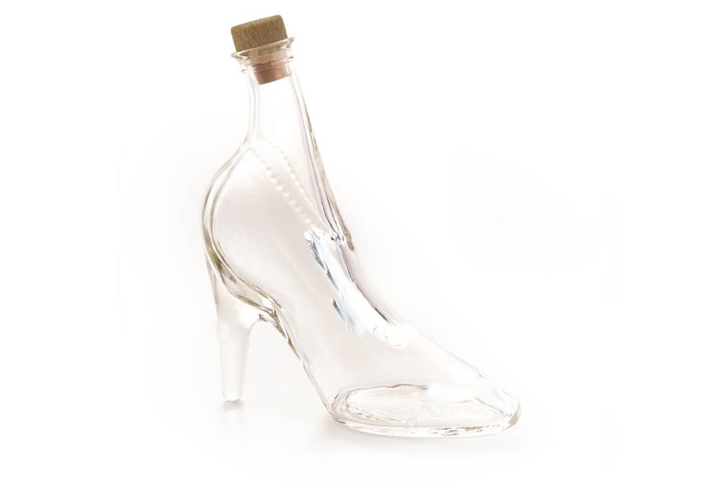 Lady Shoe with CREAMY LIQUEUR