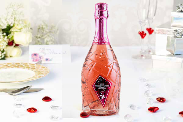 Astoria Rose Prosecco Style - Fashion Victim - 11% (Rose)