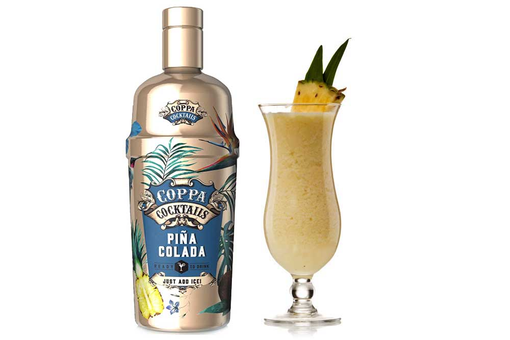 Coppa Cocktails Pina Colada - 700ml | 10% vol