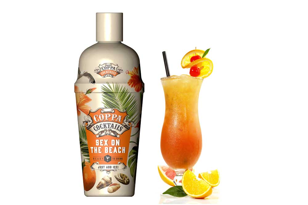 Coppa Cocktails Sex on the Beach - 700ml | 10% vol