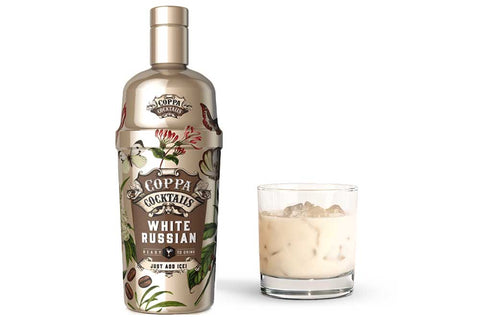 Premium Ready-to-Drink Coppa Cocktails White Russian - 700ml | 13% vol