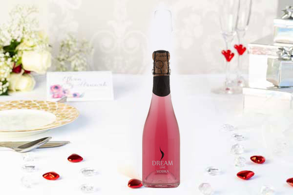 Dream Pink Vodka Premium 200ml