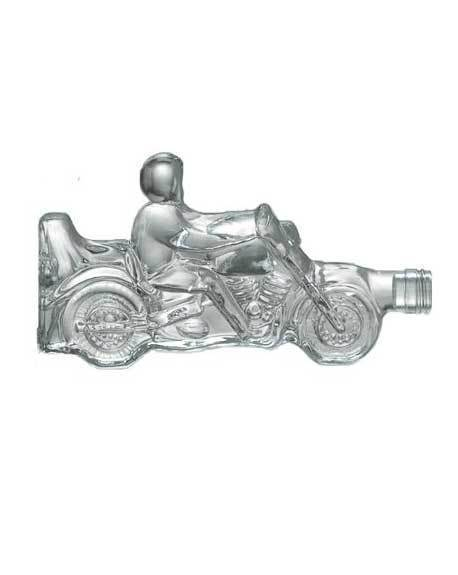 Motorbike with WHISKY