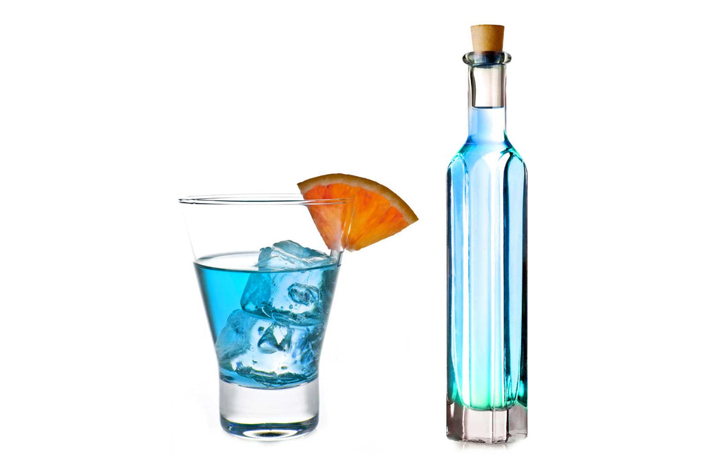 Premium Triple Distilled Blue Vodka 37,5%