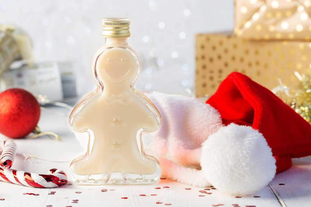 Stocking Fillers Gingerbread Man 50ml