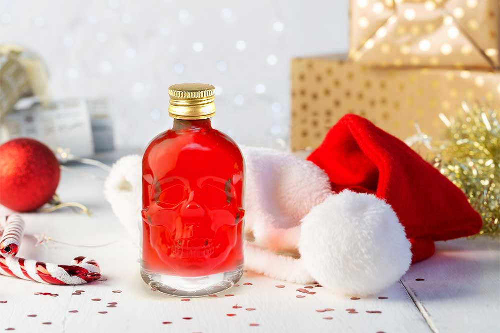 Stocking Fillers Christmas Skull 50ml