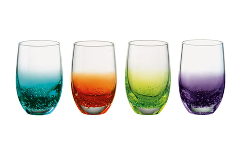 Fizz Shot Glasses - Set of 4