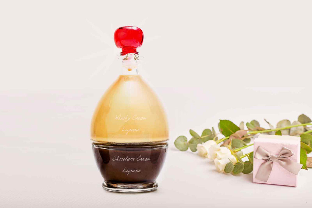Fred & Ginger with Chocolate Liqueur and Whisky Cream Liqueur - 2x250ml