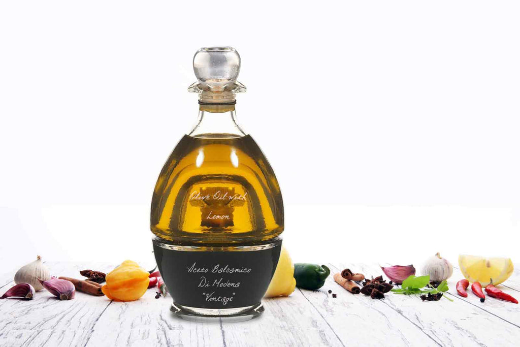 "Fred & Ginger with Lemon Oil & Aceto Balsamico Vinegar ""VINTAGE"" - 2x250ml"