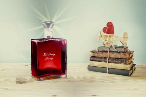 Capri 200ml with Red Cherry Brandy
