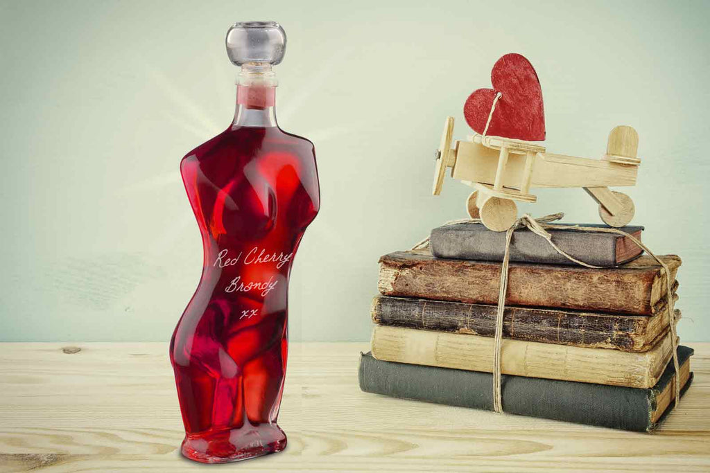 Eve 500ml with Red Cherry Brandy 40%