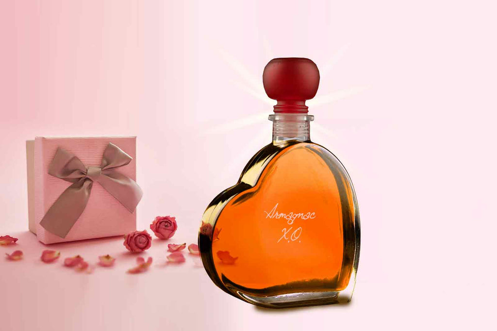 Passion Heart 200ml with Brandy Armagnac X.O.