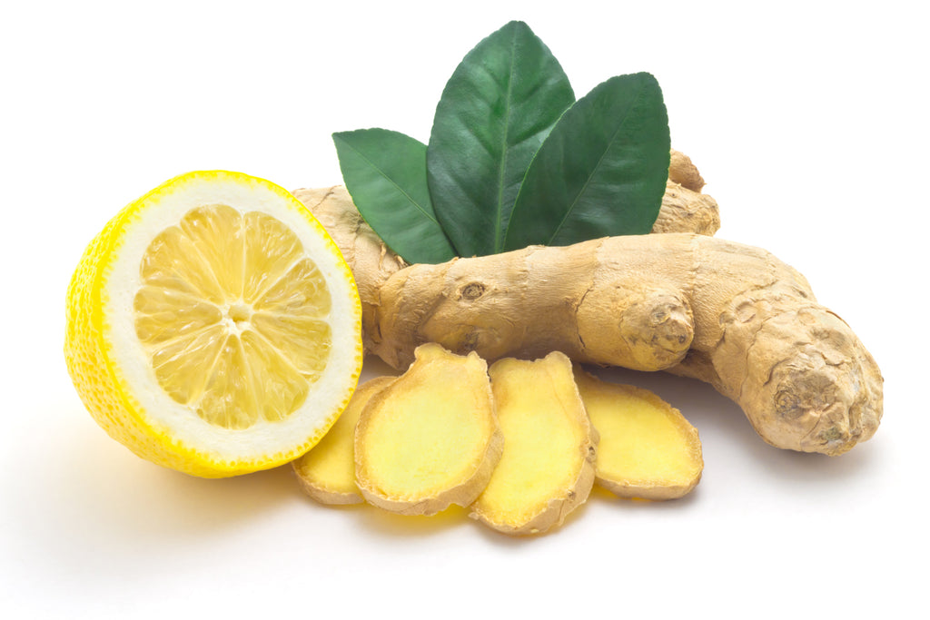 Ginger - Lemon Balsam Vinegar from Modena Italy