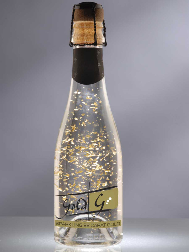 Sparkling Gold Gin