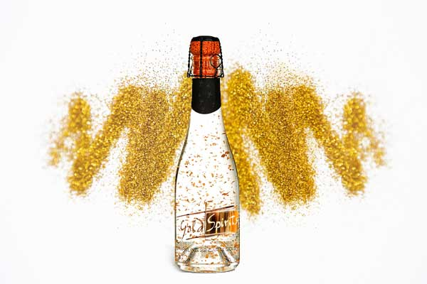 Sparkling Gold Cuvee Original Mini 200ml