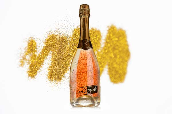 Sparkling Gold Cuvee Rose 750ml