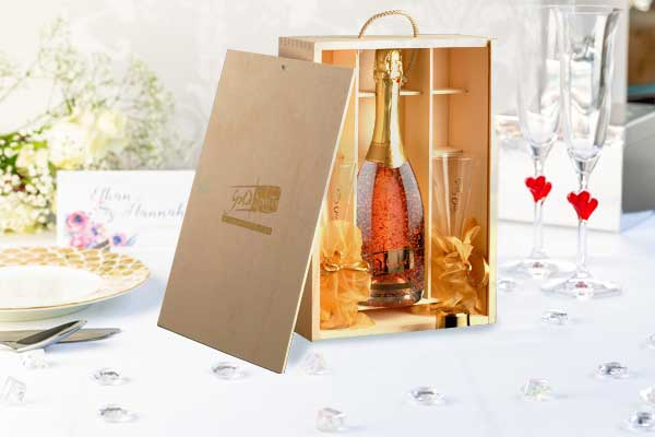 Gold Cuvee Gift Box