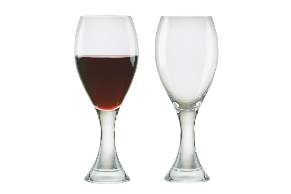 Manhattan Red Wine Glasses - Set of 2
