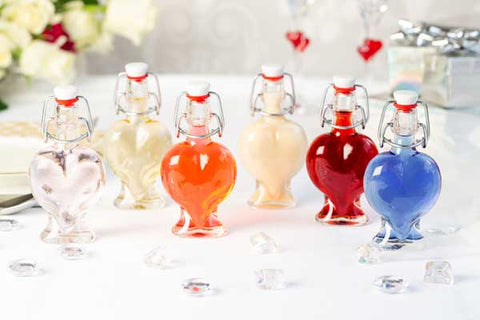 Miniature Decanter Heart - 50ml