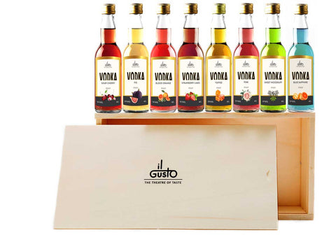 Miniature Vodka Gift Set ( Pack of 8 x 40ml )
