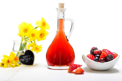 Giulia 250ml with Raspberry Balsam Vinegar from Modena Italy