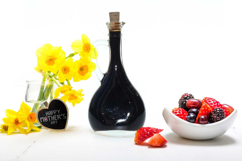 Giulia 250ml with Aceto Balsamico Vintage from Modena Italy