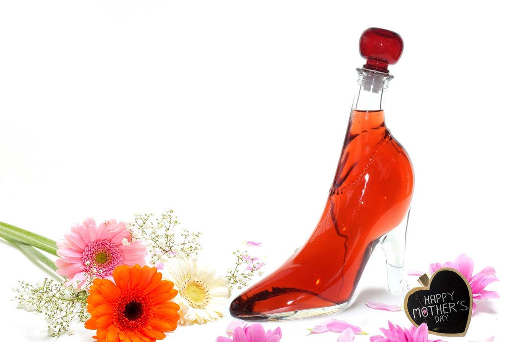 Lady Shoe 350ml with RASPBERRY, ROSEMARY GIN 27%