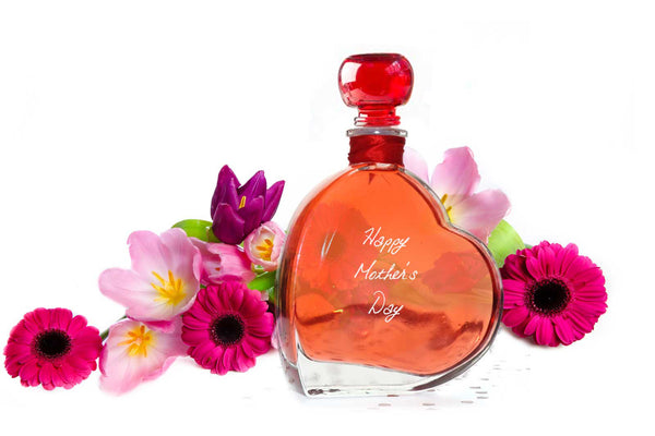 Passion Heart with Blood Orange Vodka