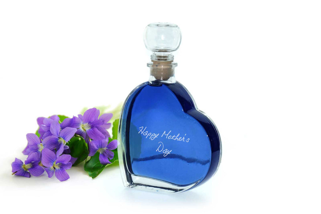 Passion Heart 200ml with Violet Gin - 25%