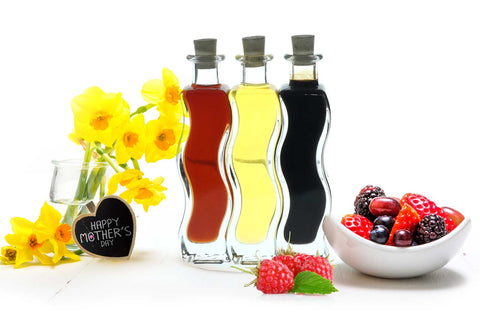 Quadra 100x3- Lemon Oil, Aceto Balsamico & Raspberry Vinegar