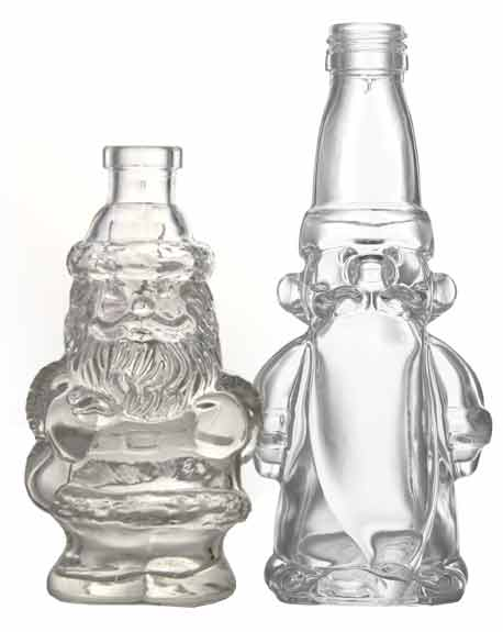 Santa Claus With OTHER SPIRITS